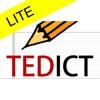 TEDICT - TED로 영어를 배우세요, LITE