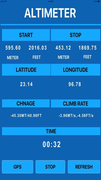 Altitude - Map Elevation screenshot-3