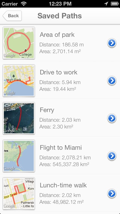 Map Calculator tool screenshot-3