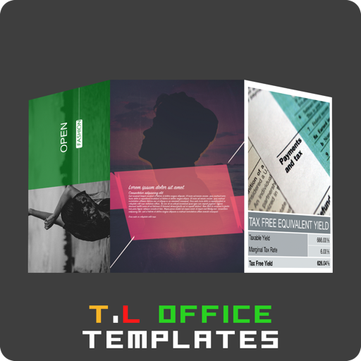 Templates buckets for Office