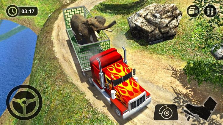 Animal Transport Truck 2018