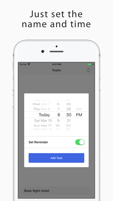 Remember: Reminders and Todo screenshot two