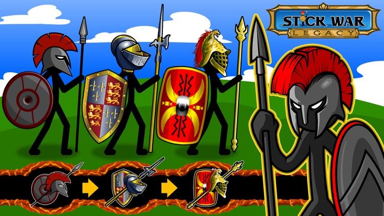 Stick War: Legacy screenshot-3