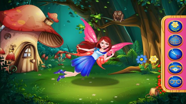 Fairy Secrets 1 - Love Story