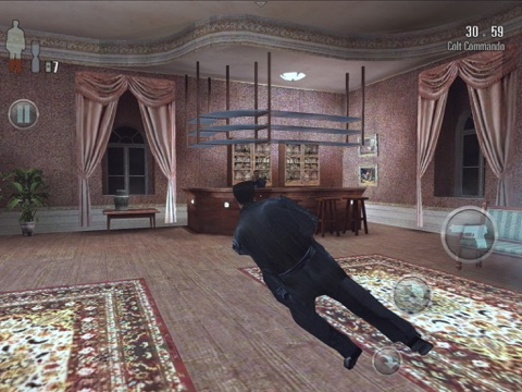 Max Payne Mobile Скриншоты9