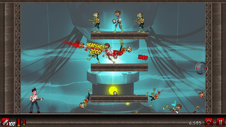 Stupid Zombies® 2 screenshot-1