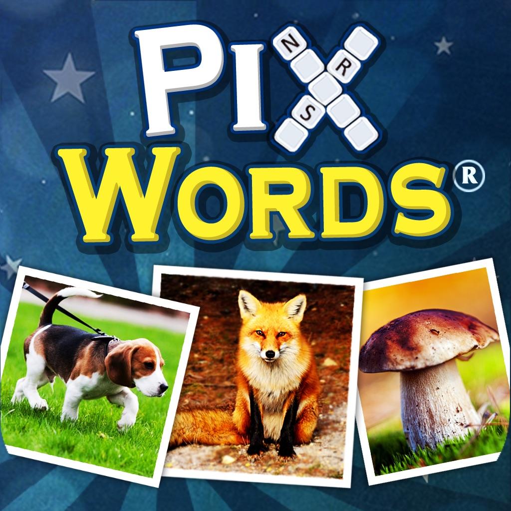 PixWords® - Bild-Kreuzworträts