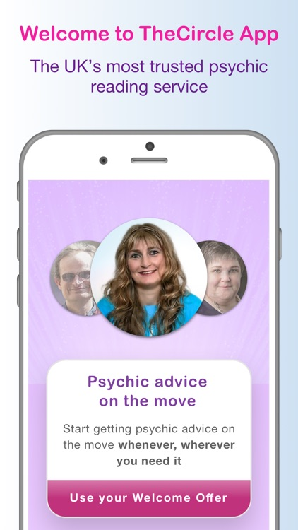TheCircle - Your Psychic App screenshot-0