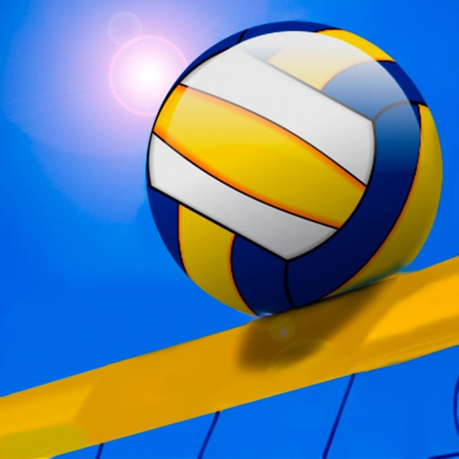 3D Volley-Ball Beach Juggle Game Pro