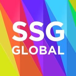 ssg global をapp storeで