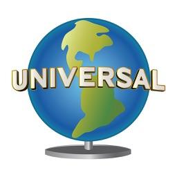 Universal Parks Keyboard
