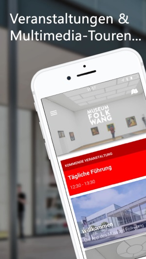 Museum Folkwang Screenshot