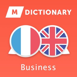 MDictionary Business Eng - Fre