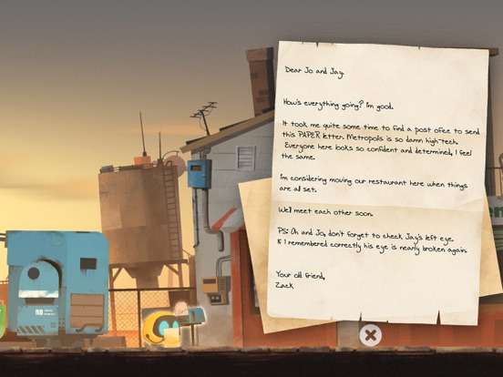 Abi: A Robot's Tale screenshot 8