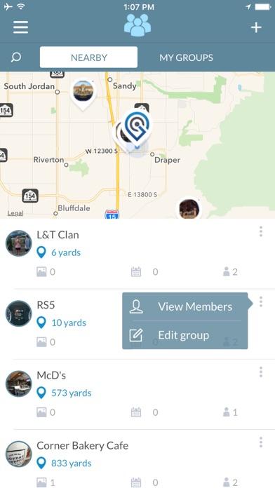 GeoConnect screenshot four