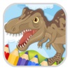 Dinosaur Coloring -Animal Book
