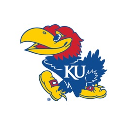 University of Kansas JayHawks Stickers PLUS