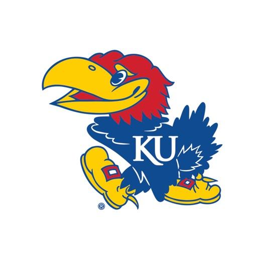 University of Kansas JayHawks Stickers PLUS