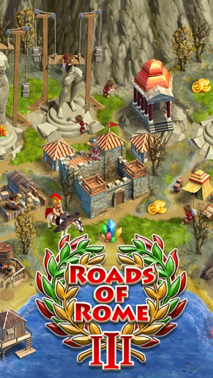 Roads of Rome: 3