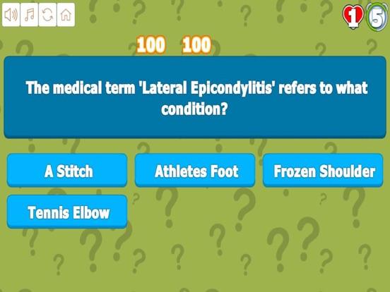 Quiz Your Body screenshot 7