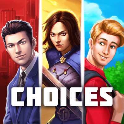 Choices: Stories You Play app