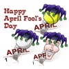 点击获取April Fool Sports Stickers