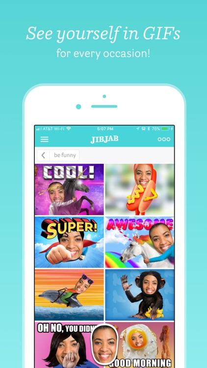 JibJab screenshot-0