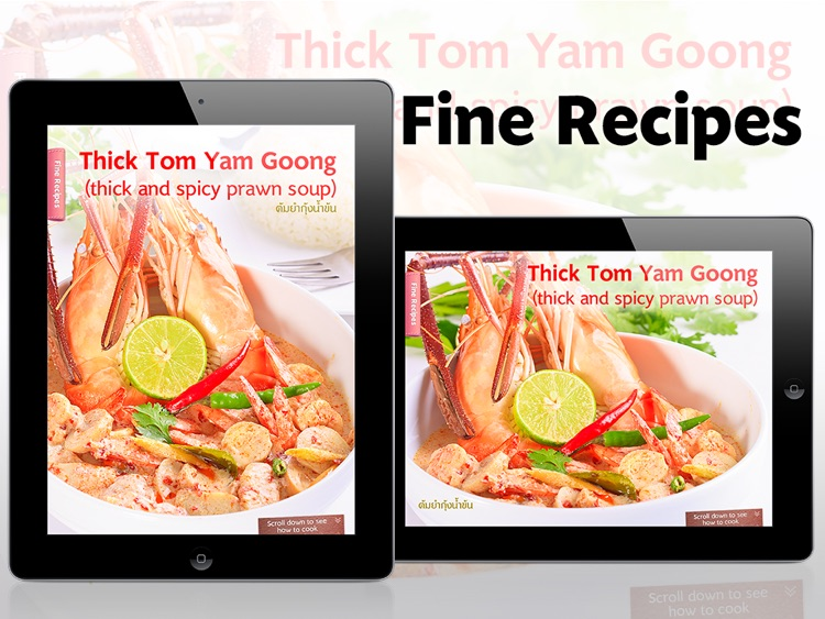 Easy Thai Recipes screenshot-3