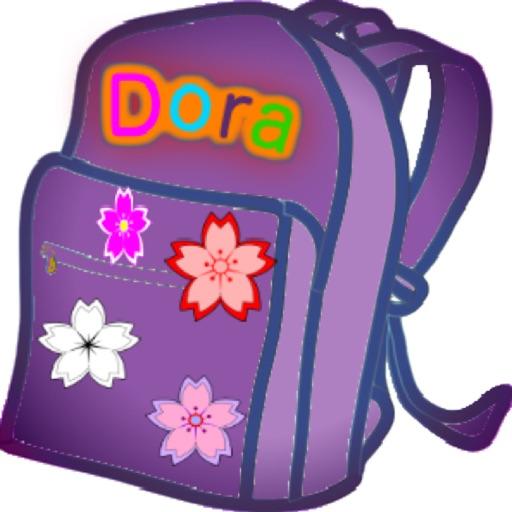 Exploring Dora's World