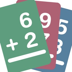 Big Math Flash Cards on the App Store