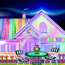 Newborn Unicorn House Decor