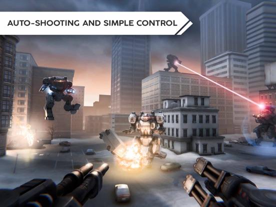 Robot Warfare: Mech Battle screenshot 11