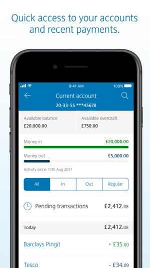 Barclays Mobile Banking On The App Store