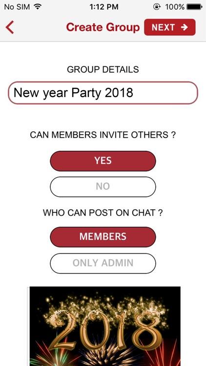 HowdyDo Messenger-Chat screenshot-3