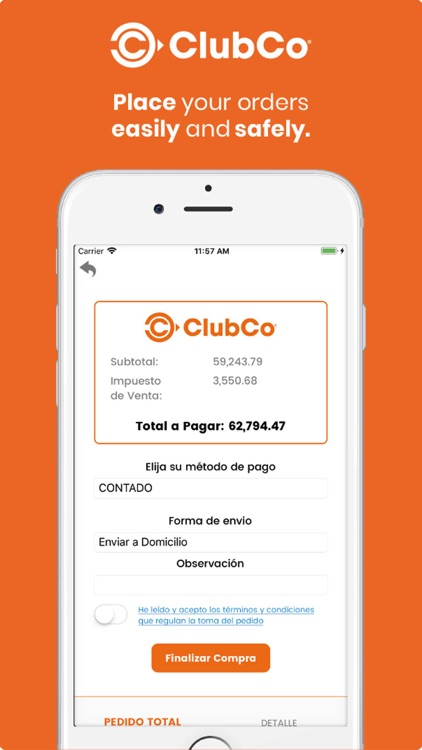 ClubCo screenshot-3