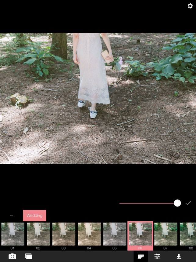 Analog Wedding Screenshot