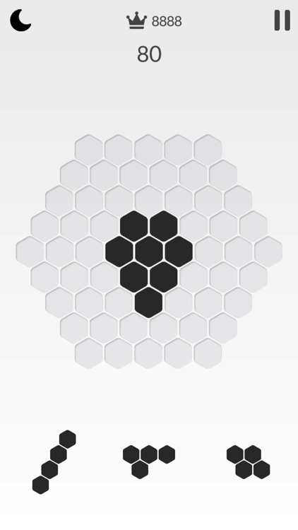 Hex Crush-Hexagon Puzzle Game