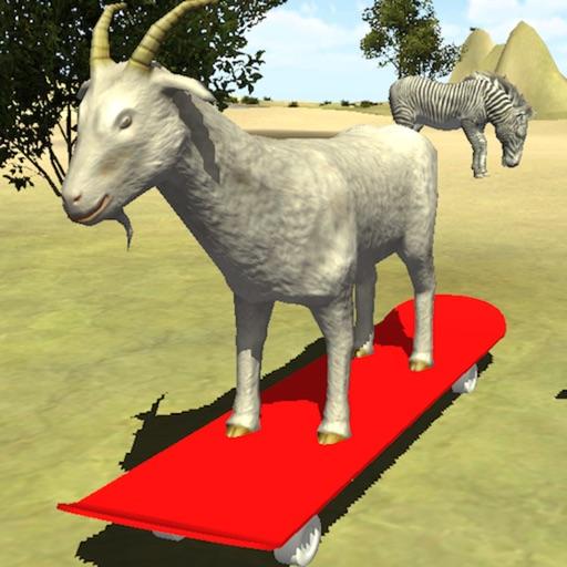 Goat Parking Simulator Driving iOS App