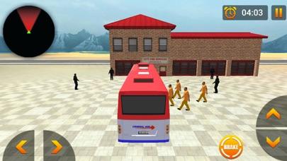 Extreme Police Prisoners Transport Simulator screenshot one
