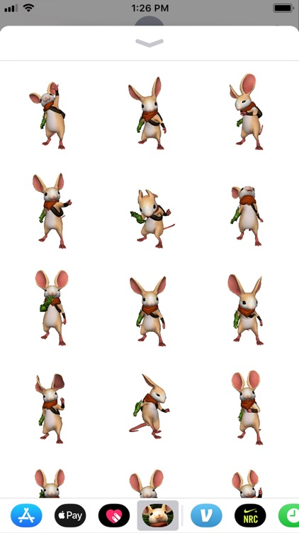Moss Stickers: Quill