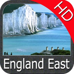 Marine : East England HD GPS Map navigator