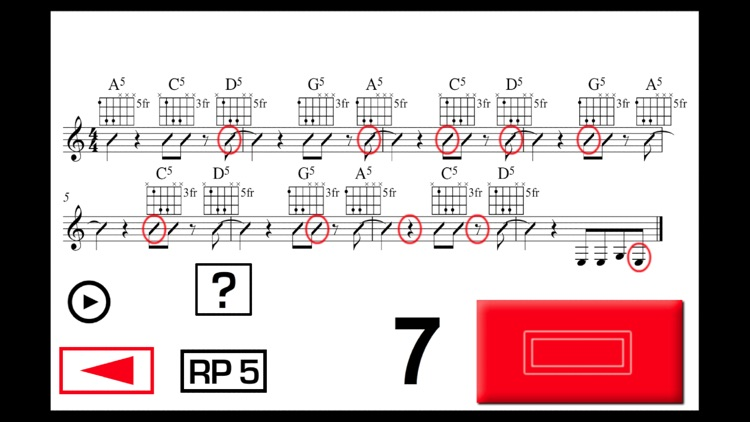 Learn how to play Guitar PRO screenshot-7