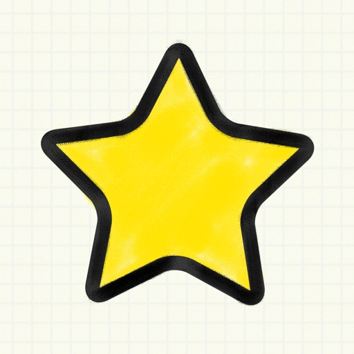 Hello Stars app for iphone