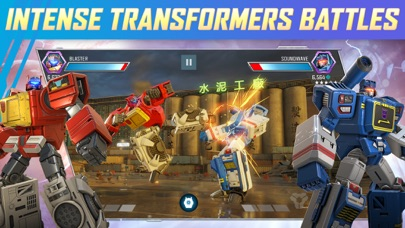 download TRANSFORMERS: Forged to Fight apps 3