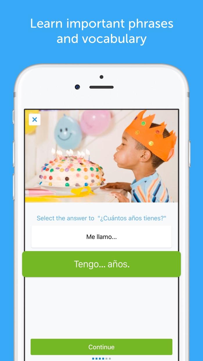 busuu - Learn Languages Screenshot