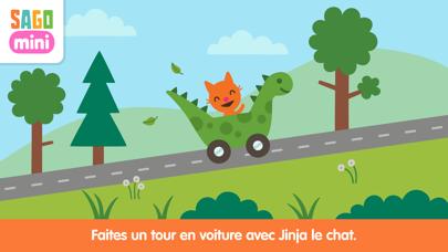 Screenshot #1 pour Sago Mini En voiture!