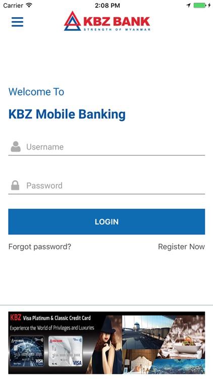 KBZ Mobile Banking