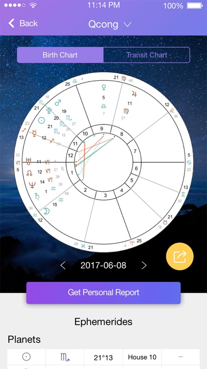 Starmiss – Horoscope Assistant