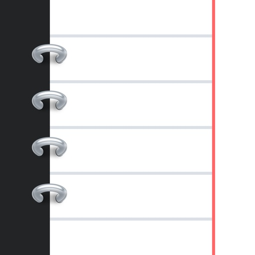 Notebooks for iPhone