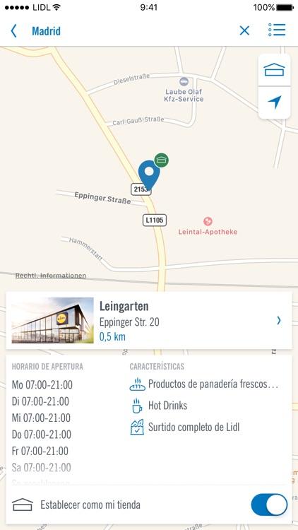 Lidl – Tu compra perfecta screenshot-3